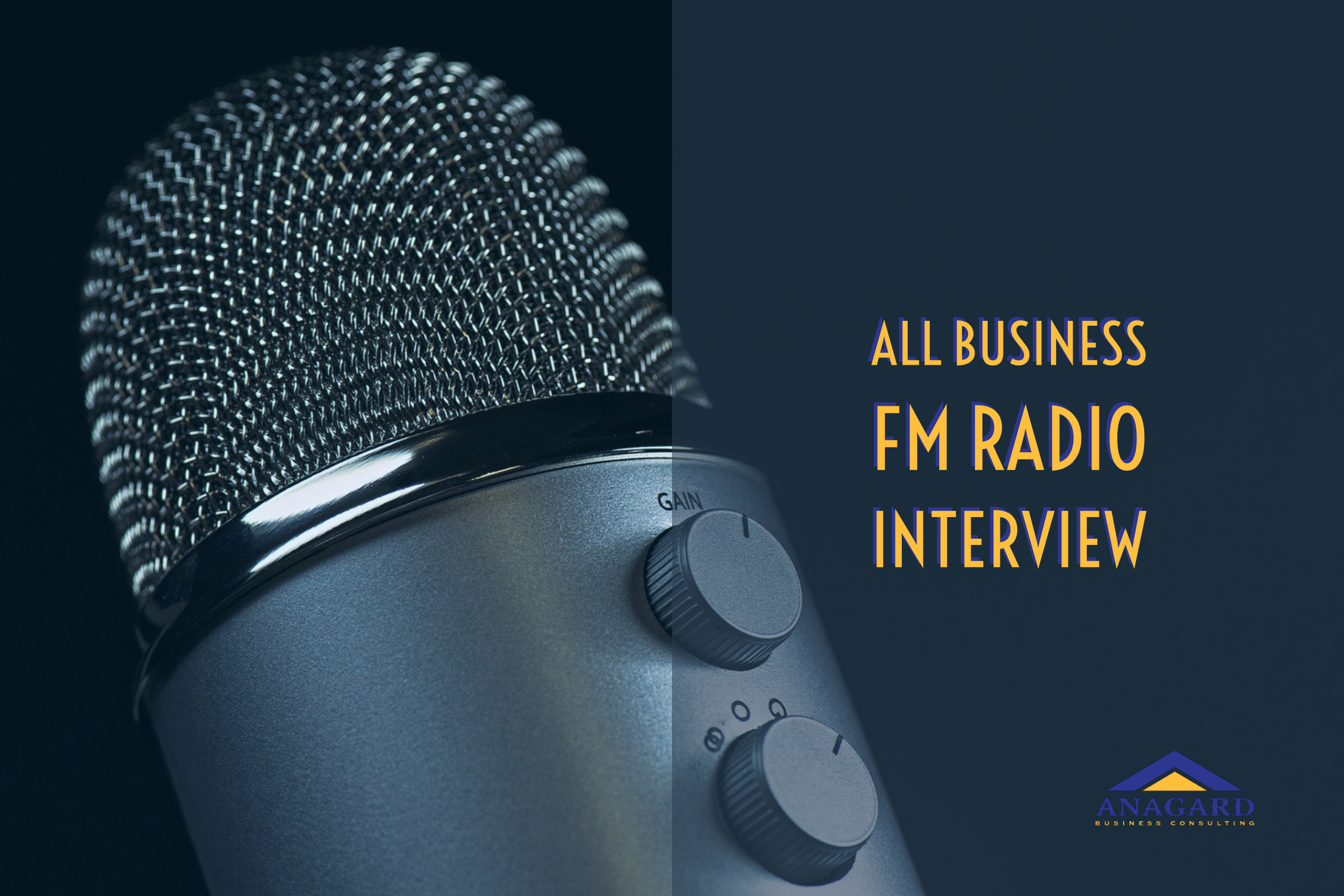 AllBusinessMedia FM Interview with Dragana Mendel